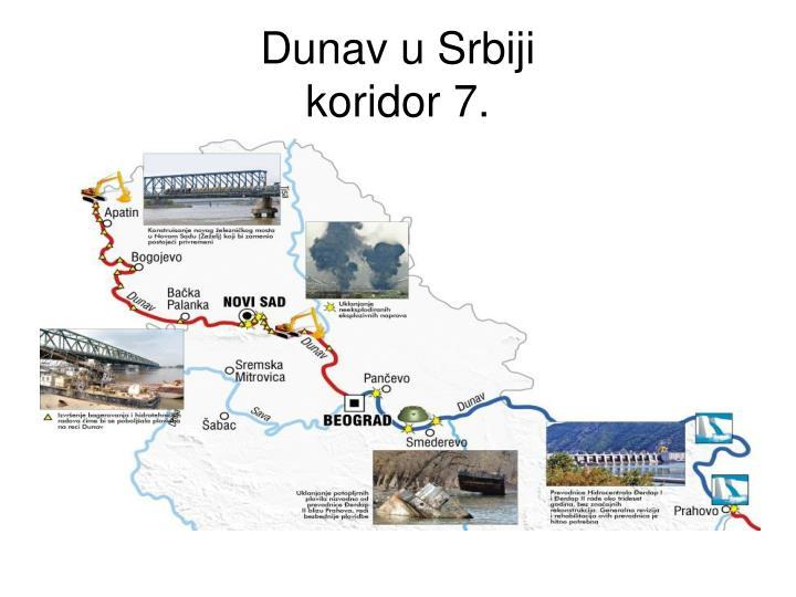 Dunav u Srbiji