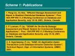 scheme 1 publications