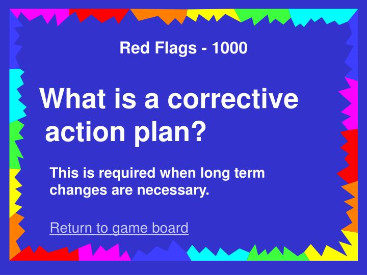 Red Flags - 1000