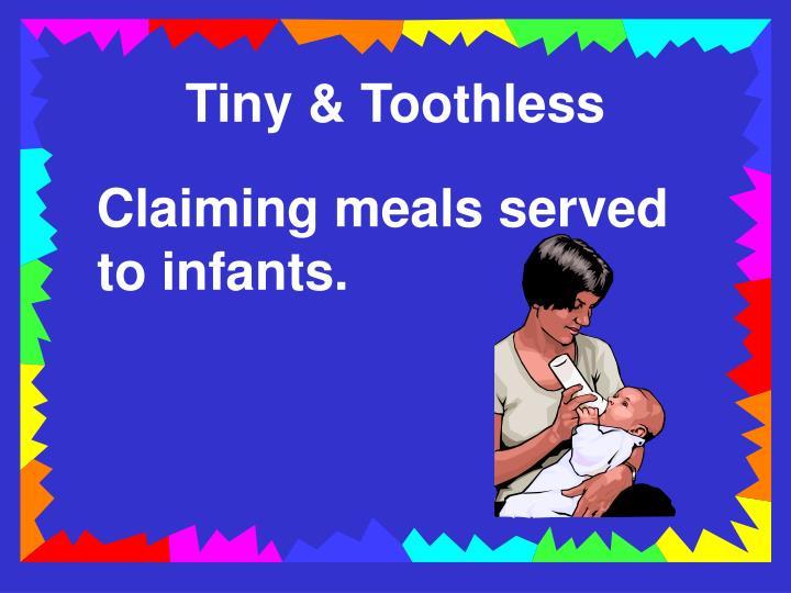 Tiny & Toothless