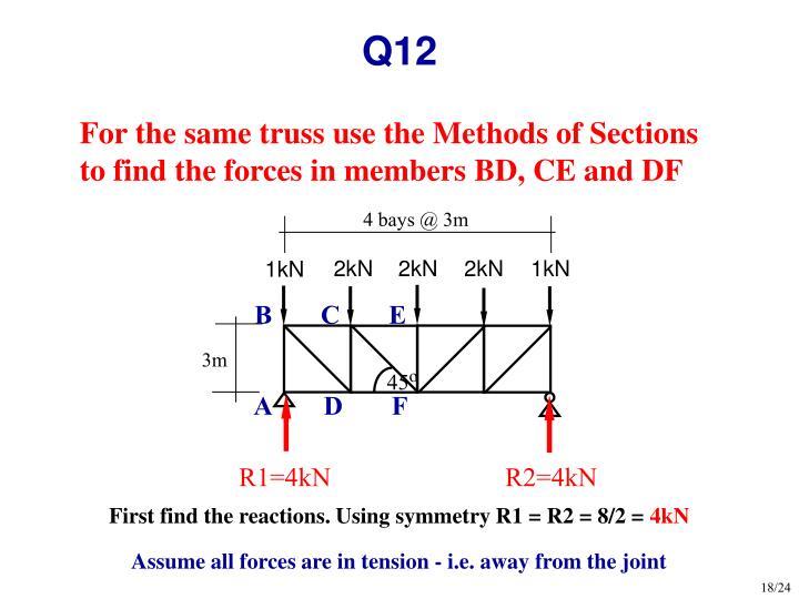 Ppt Worksheet 6 Trusses Powerpoint Presentation Id550819