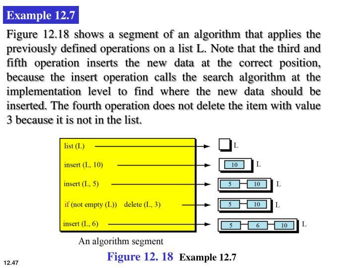 Example 12.7