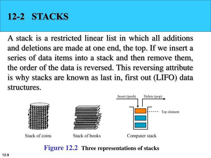 12-2   STACKS