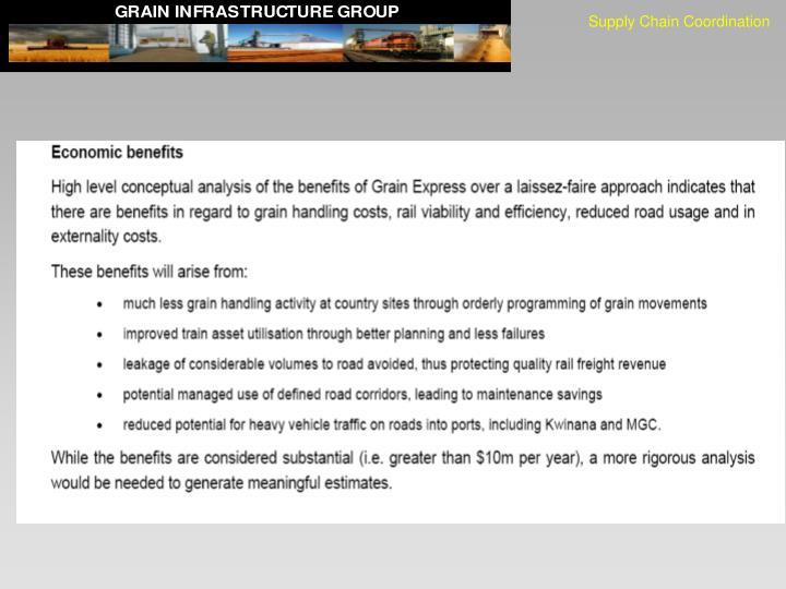 Supply Chain Coordination