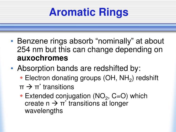 Aromatic Rings