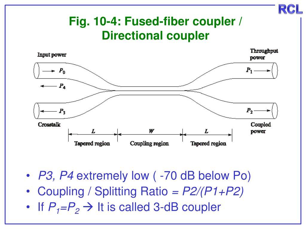 PPT - Fiber-Optic Networks PowerPoint Presentation - ID:551189
