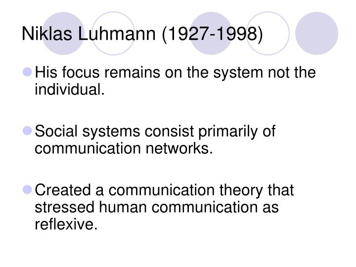 human communication theory original essays One of mead's ontological assumptions is that human communication is co‑active below are two of the seven original axioms communication theory.