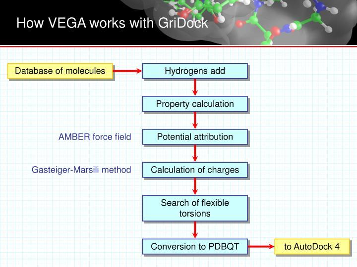 Database of molecules