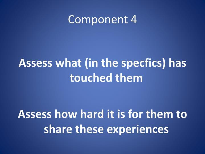Component 4