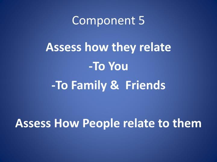 Component 5