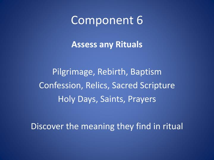 Component 6
