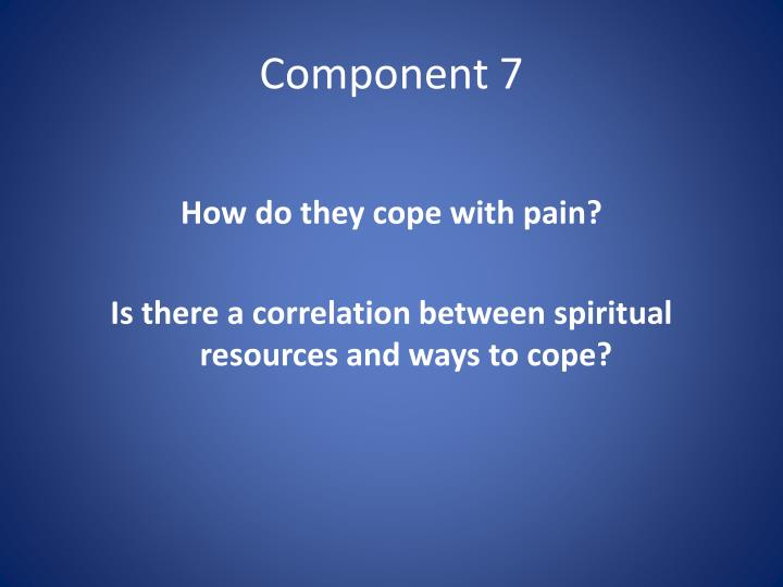 Component 7