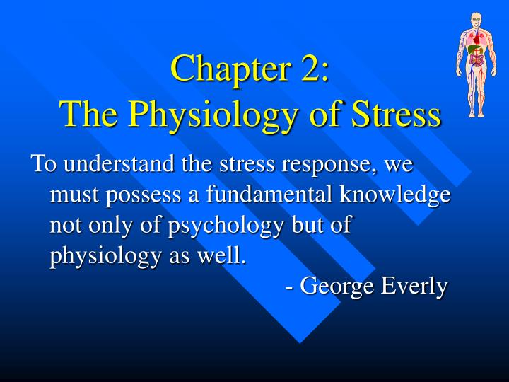 chapter 2 the physiology of stress n.