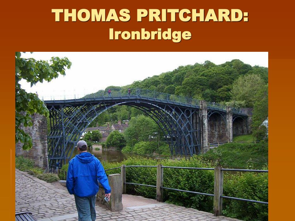 THOMAS PRITCHARD: