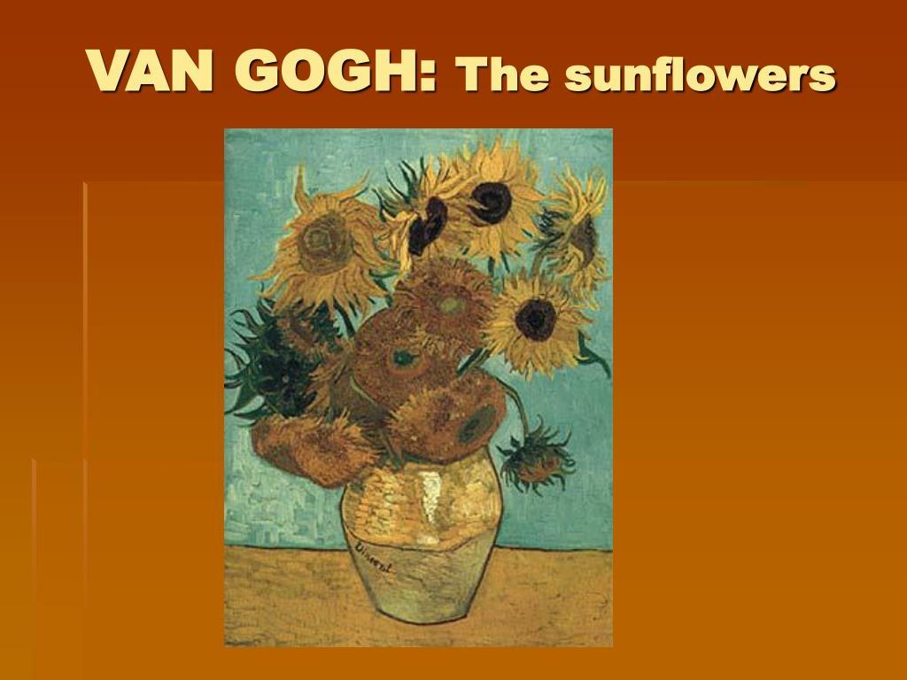 VAN GOGH: