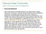 arizona state university http www law asu edu id 24 process
