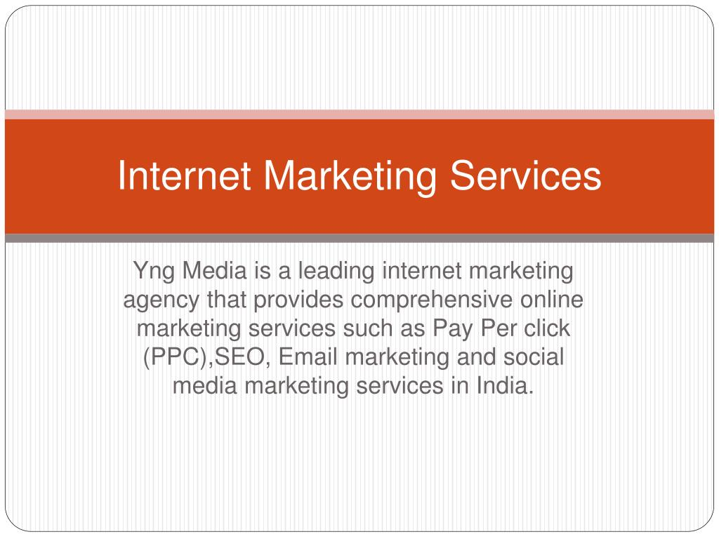 internet marketing services l.