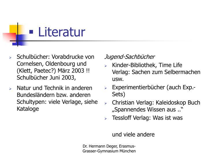 Schulbücher: Vorabdrucke von Cornelsen, Oldenbourg und (Klett, Paetec?) März 2003 !! Schulbücher Juni 2003,