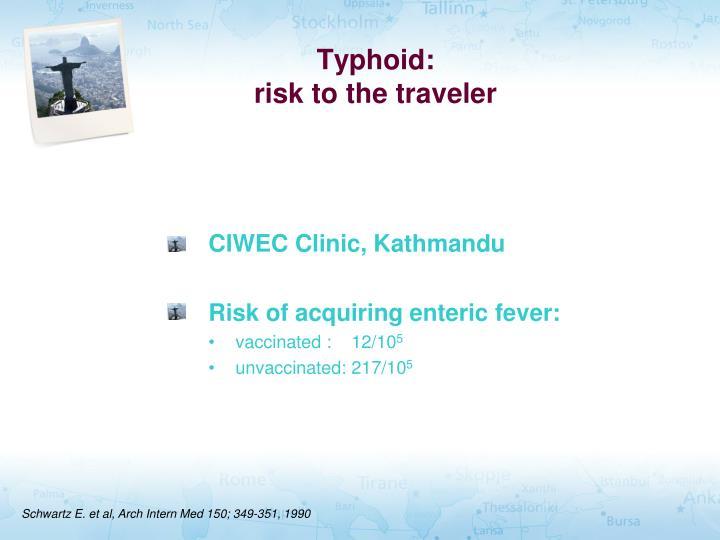 Typhoid:
