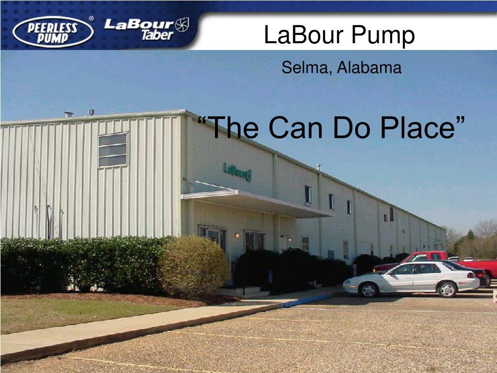 LaBour Pump