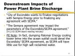 downstream impacts of power plant brine discharge2