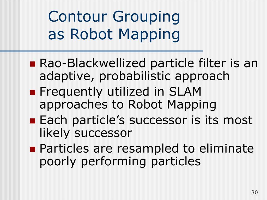 Contour Grouping
