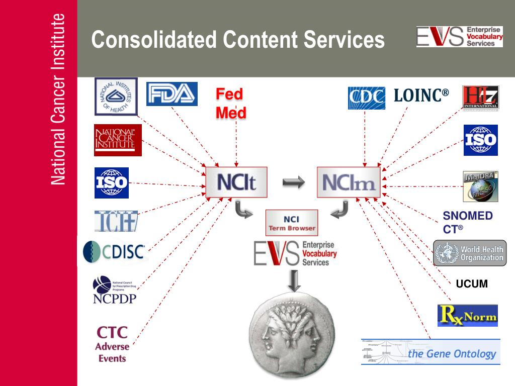 Consolidated Content Services
