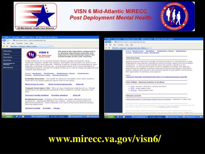www.mirecc.va.gov/visn6/