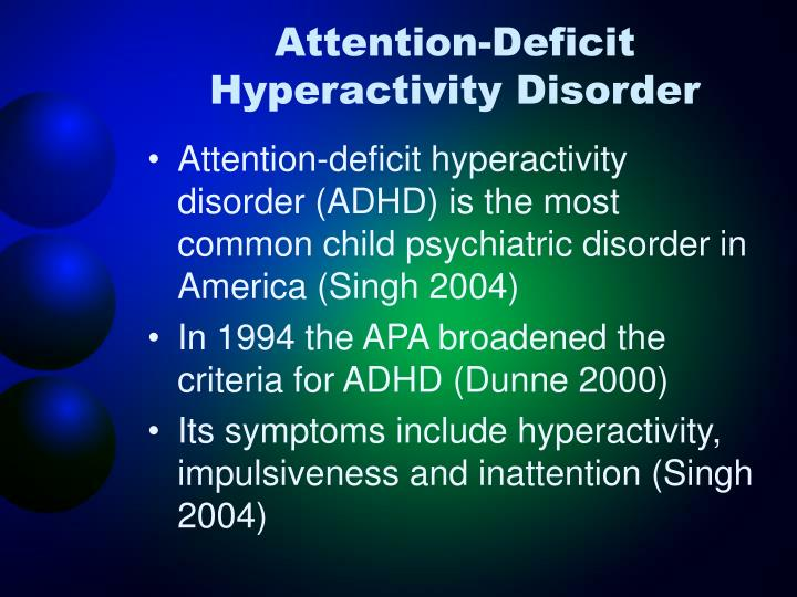 attention deficit disorder reasons symptoms and social perception Attention-deficit hyperactivity disorder (adhd) is associated with a range of cognitive deficits and social cognition impairments, which might be interpreted in the context of fronto-striatal dysfunction.