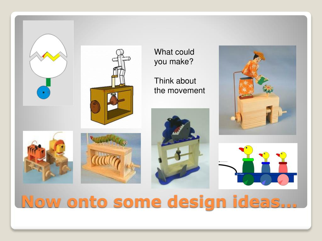 What could you make?
