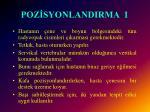 poz syonlandirma 1