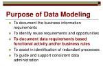 purpose of data modeling1