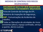 medidas de controle dos riscos ocupacionais6