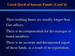 local qard al hassan funds cont d17