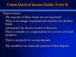 union qard al hassan funds cont d21