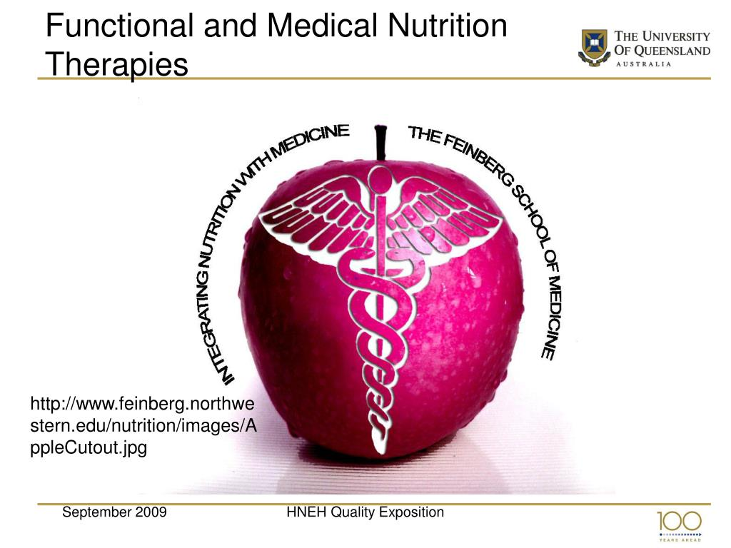Functional and Medical Nutrition