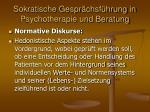 sokratische gespr chsf hrung in psychotherapie und beratung17