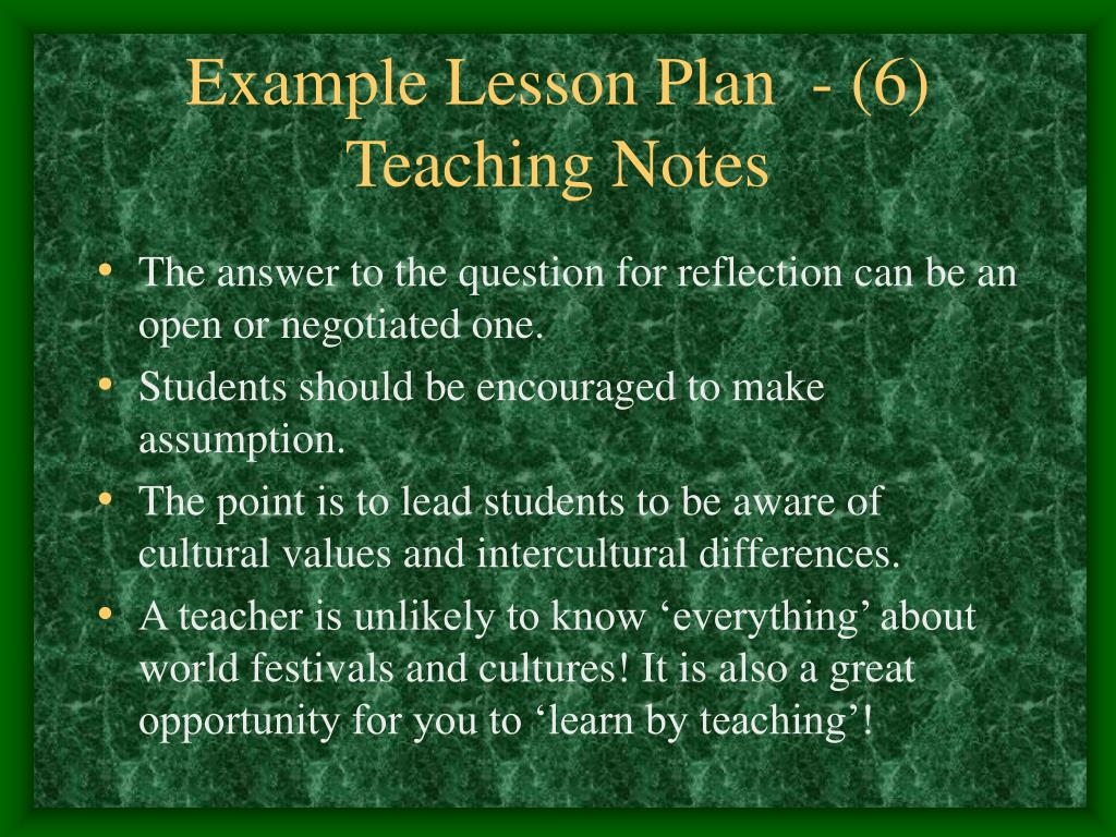 Example Lesson Plan  - (6)