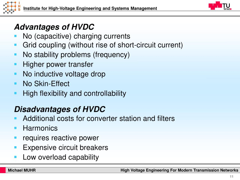 PPT - High Voltage Engineering For Modern Transmission Networks