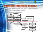 network interface cont