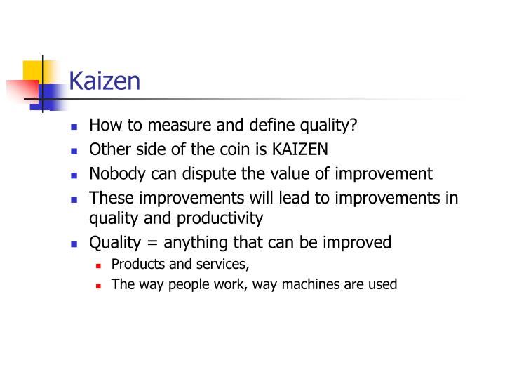 Kaizen3