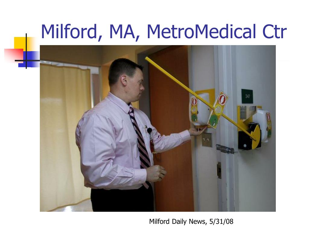 Milford, MA, MetroMedical Ctr