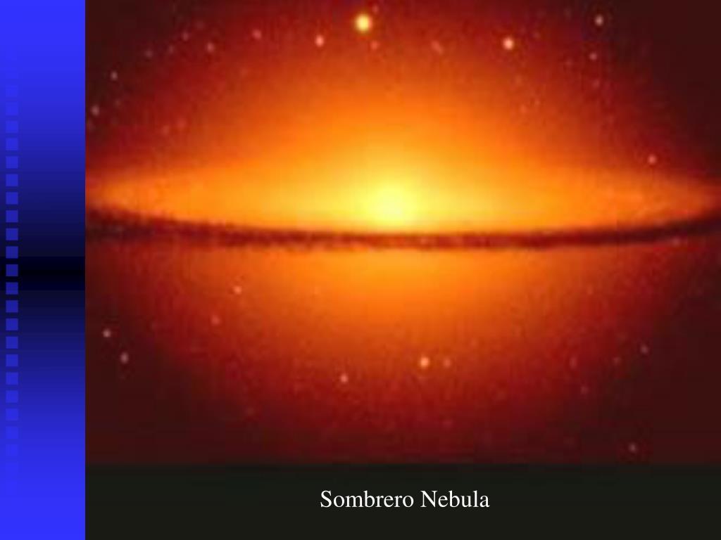 Sombrero Nebula