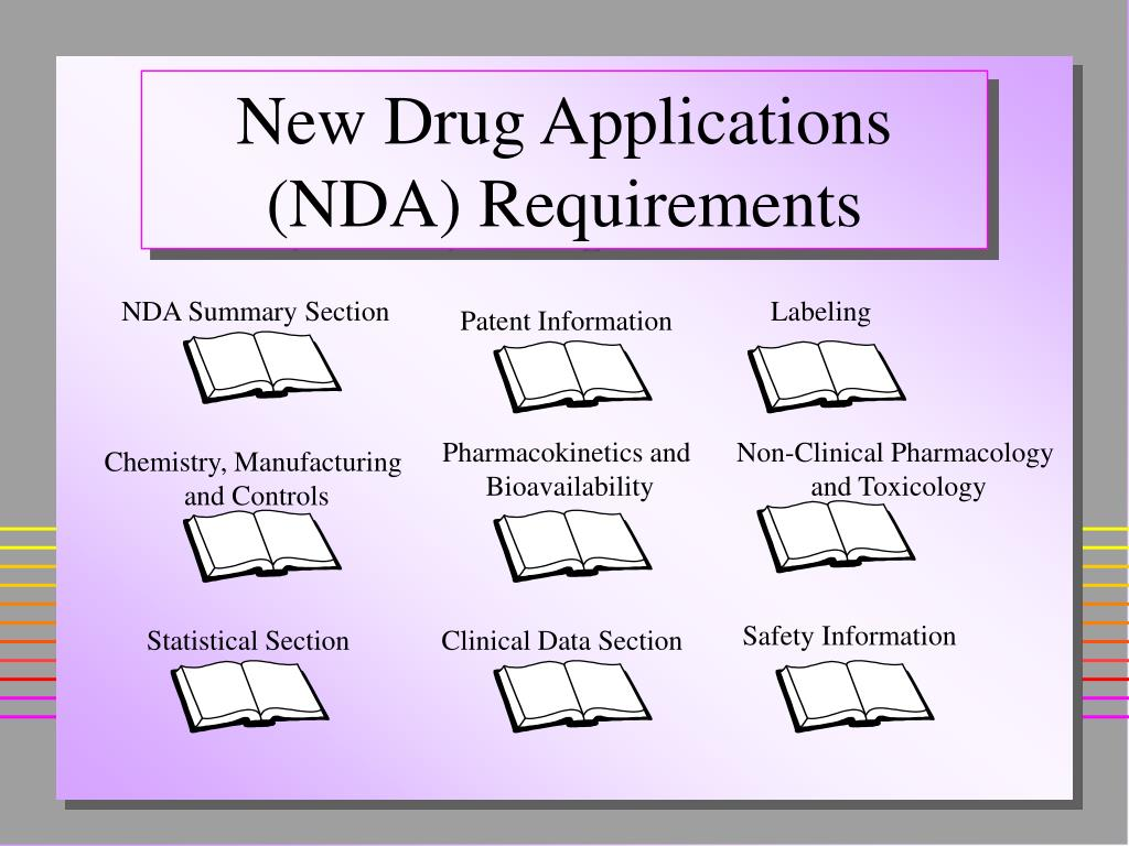 NDA Summary Section