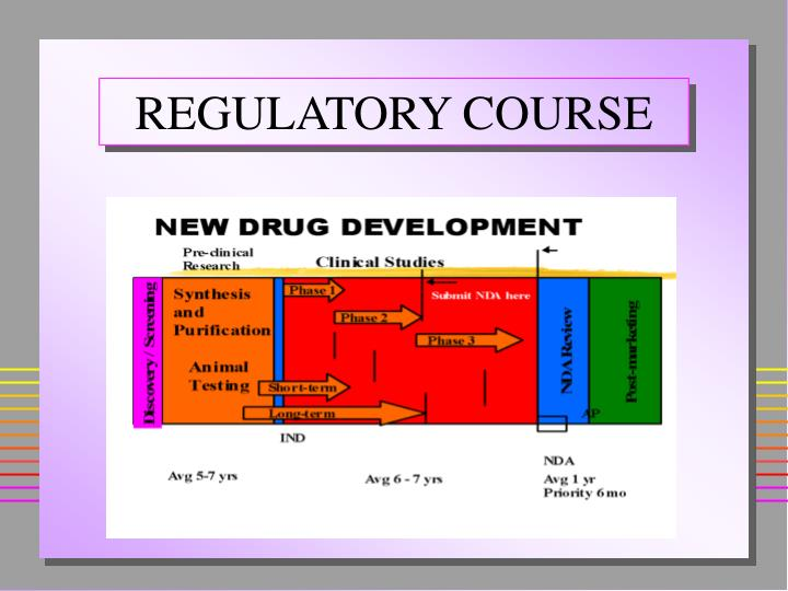 Regulatory course2