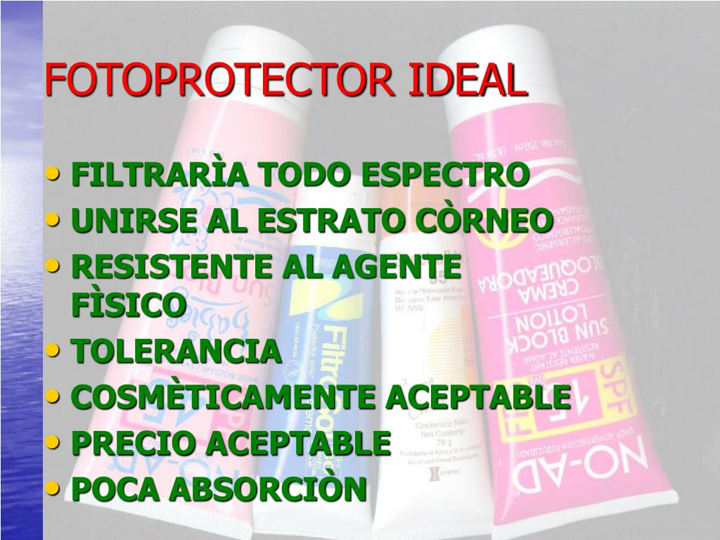FOTOPROTECTOR IDEAL