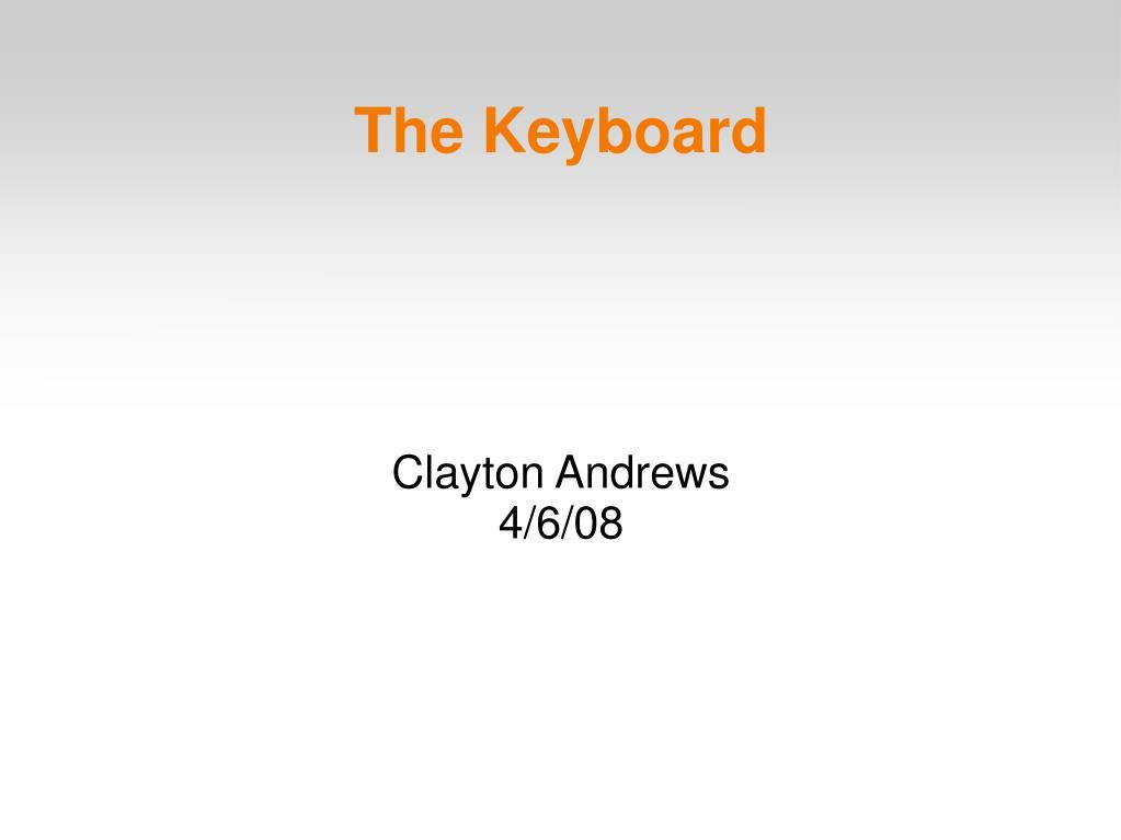 clayton andrews 4 6 08 l.