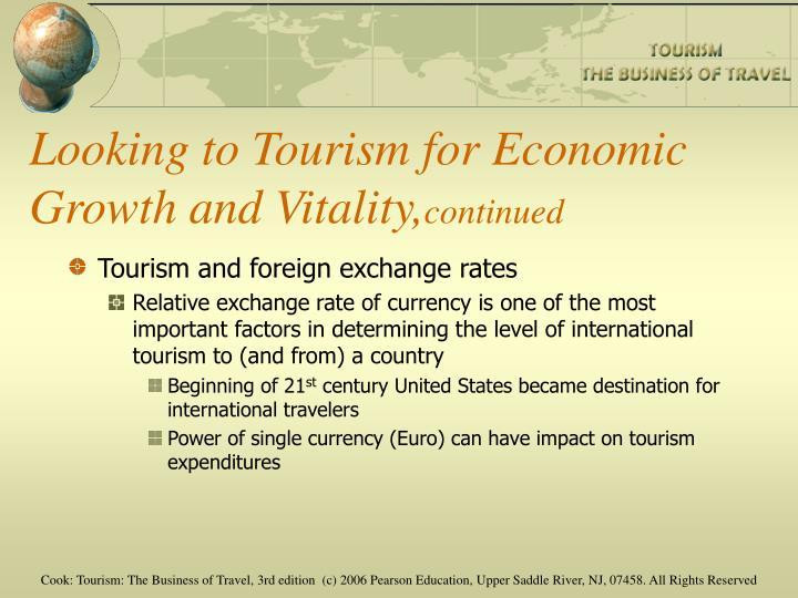 impact of tourism on indian economy