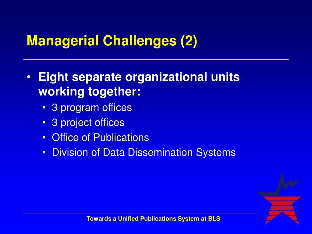 Managerial Challenges (2)