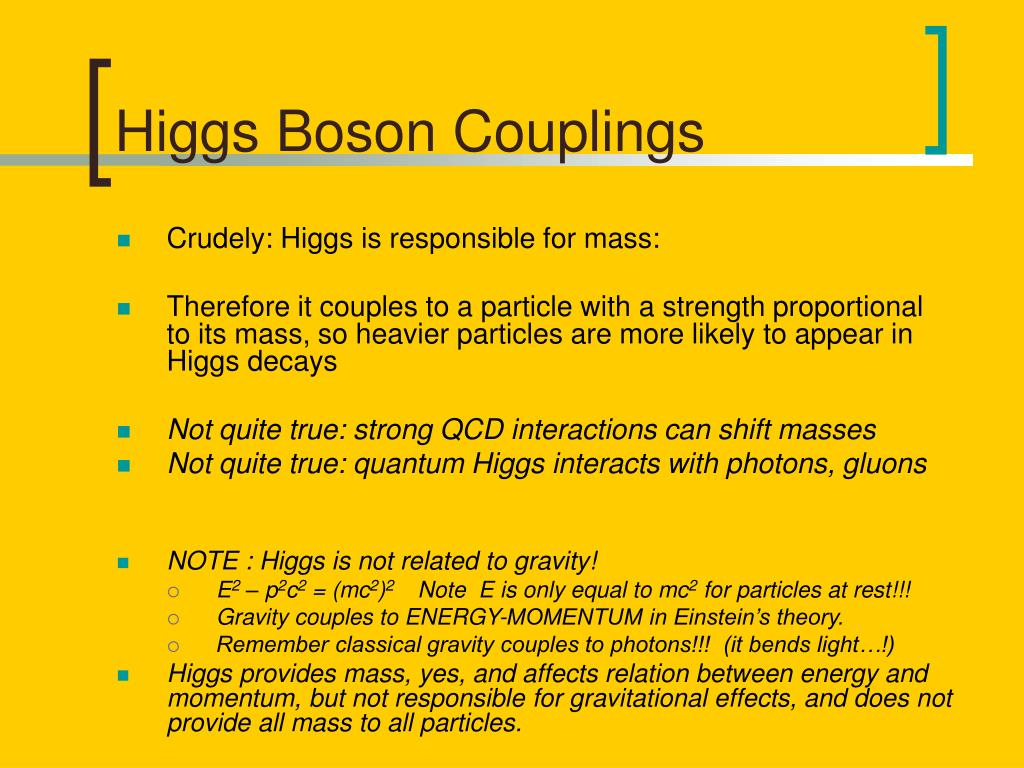 Higgs Boson Couplings